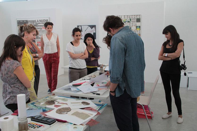 Mostra giovani artiste Omaggio a Lora Lamm 2013