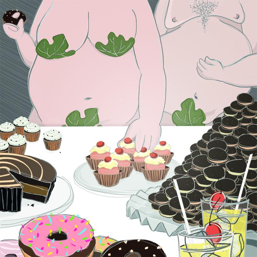Illustrazione di Lucia De Alberti