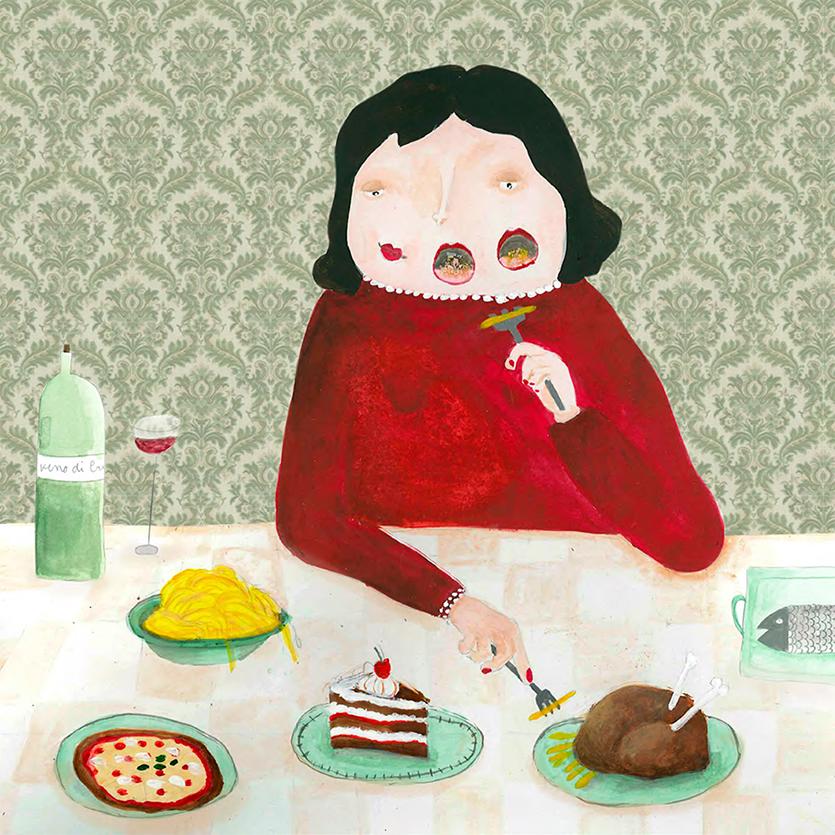 Illustrazione di Joelle Kaeser