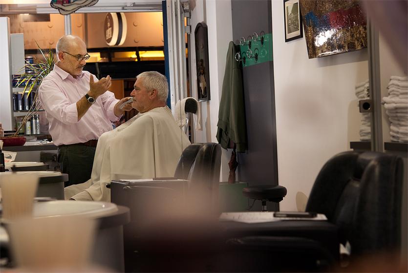 Franco, parrucchiere, fotografia, corsi, comunicazione visiva, cv, reportage