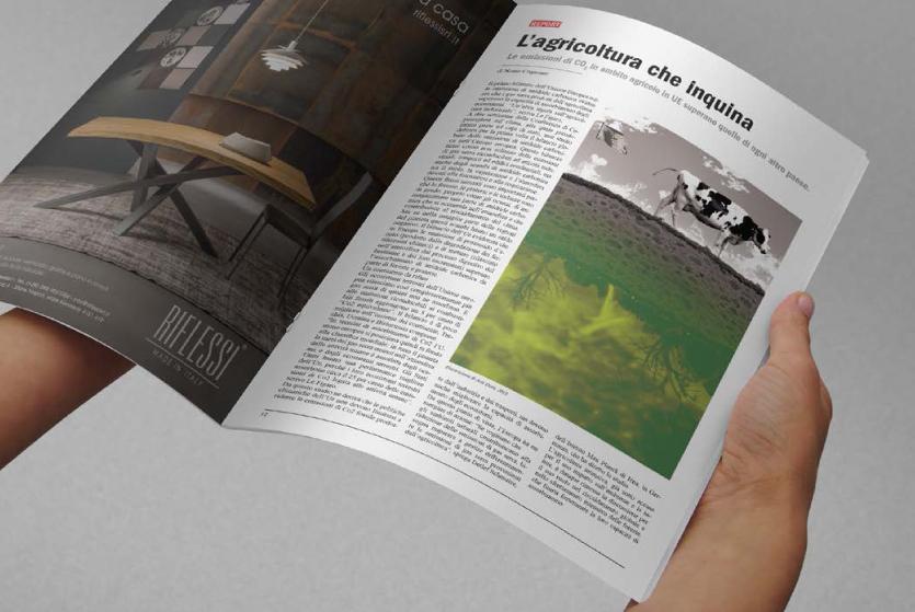 illustrazione, agricoltura, inquina, giornale, cv, comunicazione, visiva,