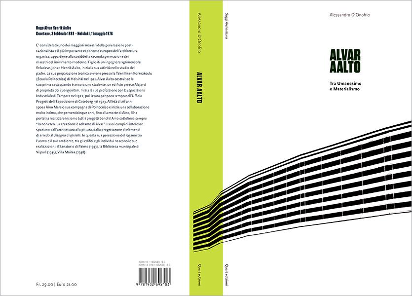 Copertina aperta, Alvar AAlto