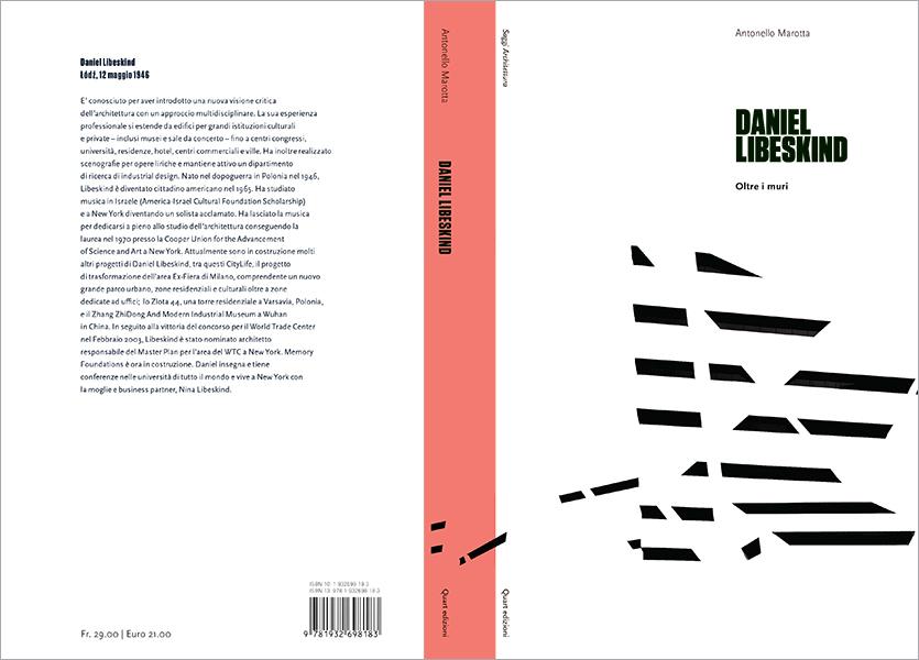 Copertina aperta, Daniel Libeskind