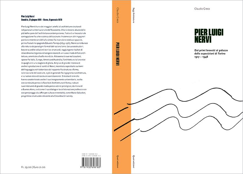 Copertina aperta, Pier Luigi Nervi