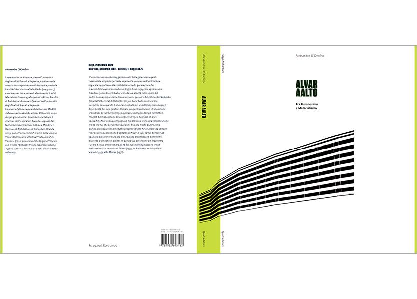 Copertina aperta con bandelle, Alvar AAlto