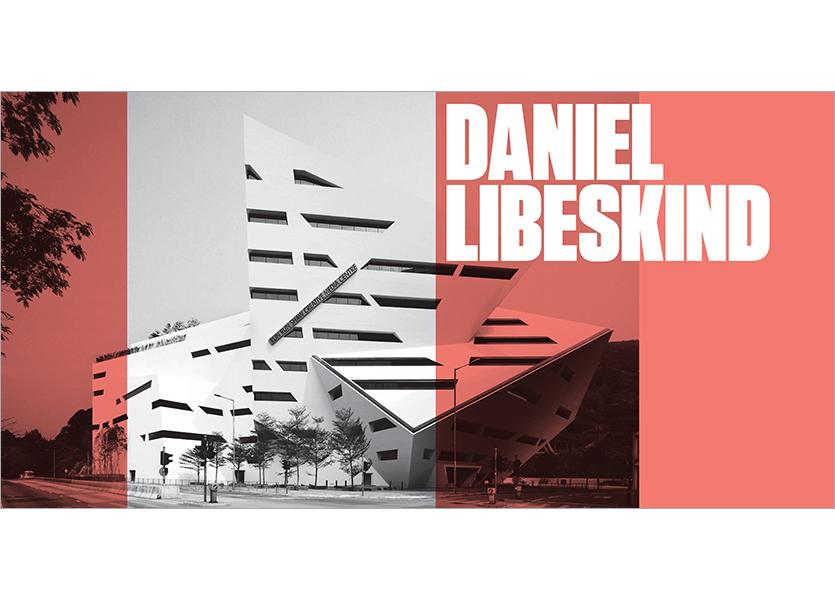 Interno copertina, Daniel Libeskind