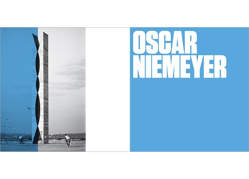 Interno copertina, Oscar Niemeyer