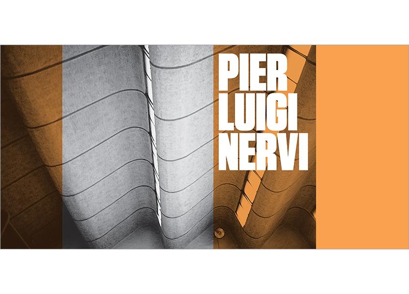 Interno copertina, Pier Luigi Nervi