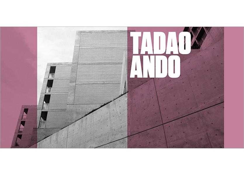Interno copertina, Tadao Ando